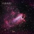 M17 オメガ星雲(ω星雲) 散光星雲