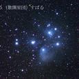 M45 プレアデス星団 (すばる)